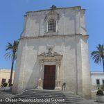 Chiesa matrice Presentazione del Signore di Borgagne